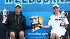 Lapthorne wins fourth Australian Open
