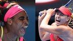 VIDEO: Sharapova nothing to lose - Williams