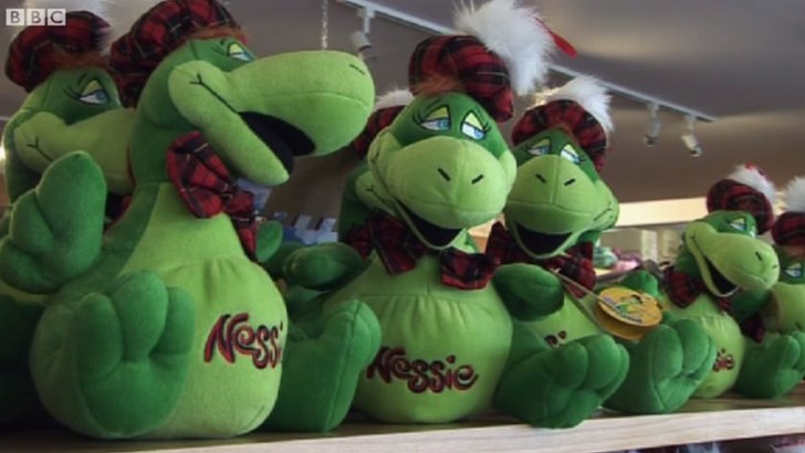 Nessie teddies for sales