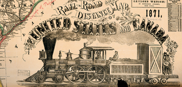 US railways 1871