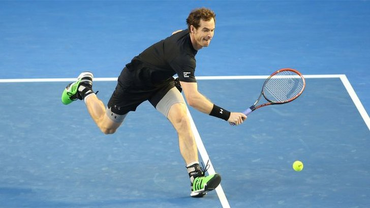 Andy Murray beats Tomas Berdych to reach final