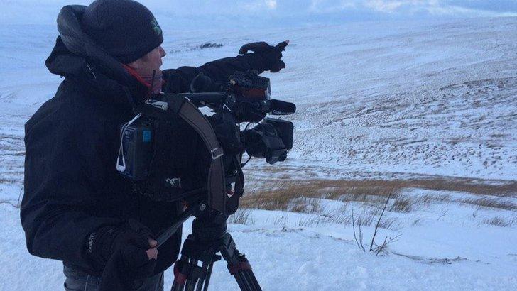 Cameraman Shaun