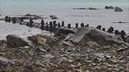 Belle Greve long sea outfall for Guernsey's sewage