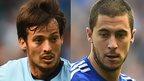VIDEO: Silva v Hazard is like Messi v Ronaldo