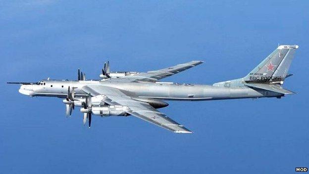 Британские истребители перехватили российские бомбардировщики - Цензор.НЕТ 5206