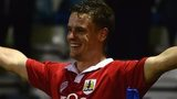 Bristol City striker Matt Smith