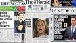 Scotsman, Herald, National