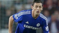 Chelsea's Nemanja Matic