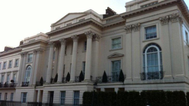 Regents Park villa