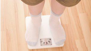 child obesity levels