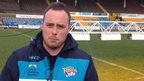 Head groundsman Ryan Golding
