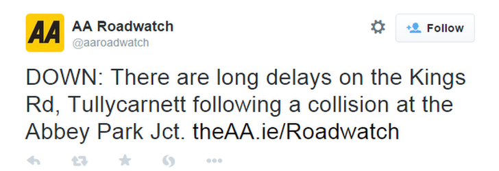 AA Roadwatch