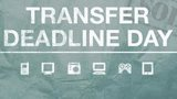 Transfer deadline day graphic