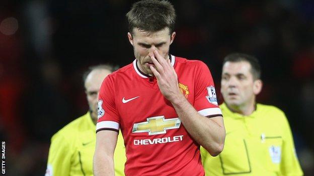 Manchester United injury update
