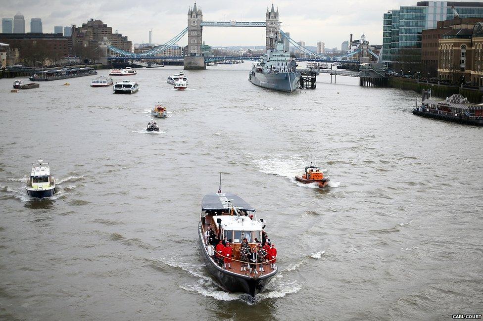 Churchill flotilla