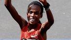 Kenyan Jeptoo banned for doping