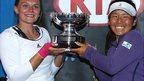Brit Whiley wins Aussie Open doubles