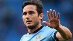 Manchester City's Frank Lamaprd