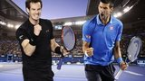 Andy Murray v Novak Djokovic