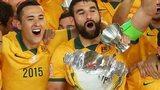 Australia lift Asian Cup