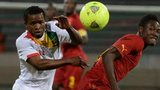 Guinea and Ghana met in Nations Cup qualifying in October, and the Black Stars won 3-1