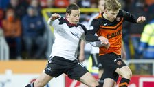 Dundee United meet Aberdeen at Hampden