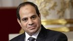 File photo of Egyptian President Abdel Fattah al-Sisi, 26 November 2015