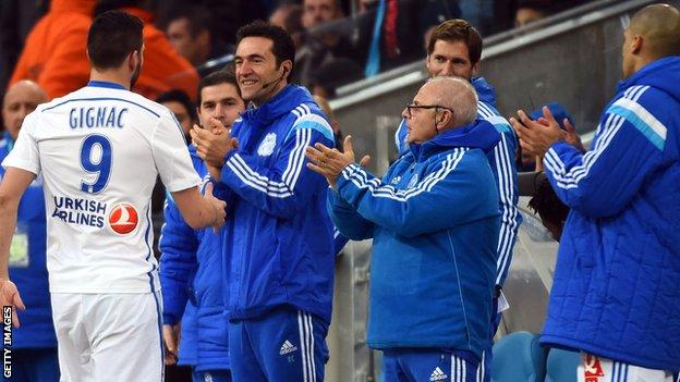Video: Olympique Marseille vs Evian TG