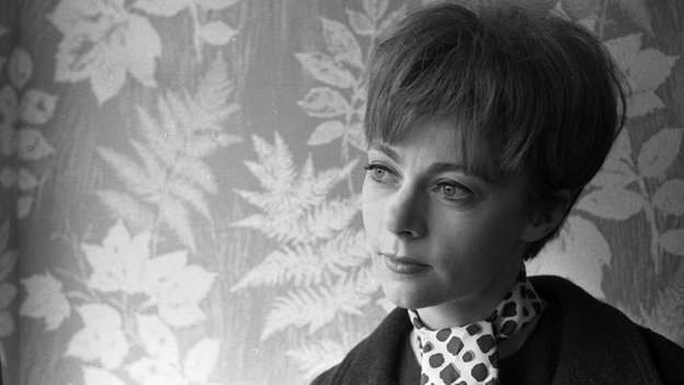 "Geraldine McEwan as Marcella in Troy Kennedy Martin's exciting thriller ""The Man Without Papers"","