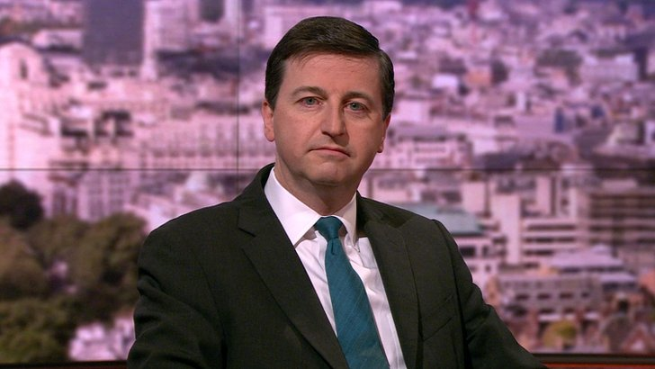 Douglas Alexander on The Andrew Marr Show