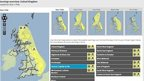 Met Office web page