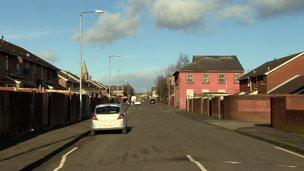 Conway Street, Belfast