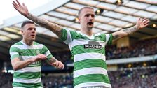 Leigh Griffiths opened the scoring at Hampden Park