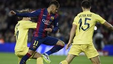 Barcelona v Villareal