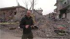 Quentin Sommerville in Kobane