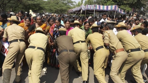India police (file picture)