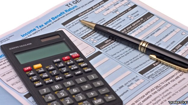 how to complete a self assessment tax return