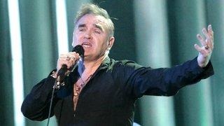 BBC News - Morrissey scraps Iceland gig over vegetarian demands