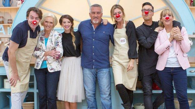 The Great Celebrity Bake Off for SU2C - Season 2 - IMDb
