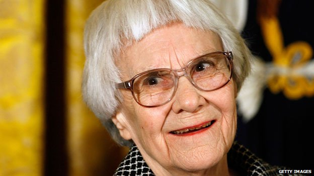 Harper Lee in 2007