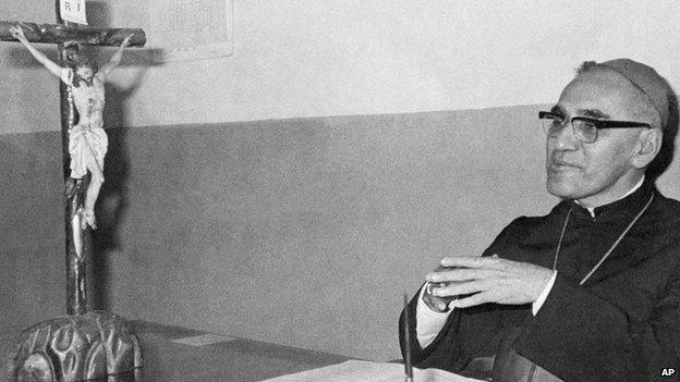 Archbishop Oscar Romero, Martyr