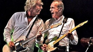 BBC News - Status Quo to perform at Palmerston Park in Dumfries