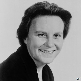 Harper Lee in 1963