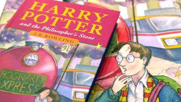 Harry Potter Book Rankings : Harry potter helps britain top book producer ranking bbc
