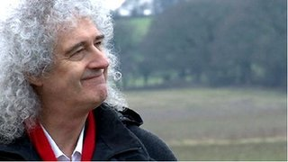 BBC News - Queen guitarist Brian May considers standing as MP