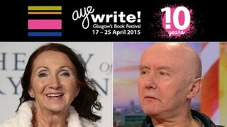 BBC News - Aye Write: Hawking and Welsh set for Glasgow book festival