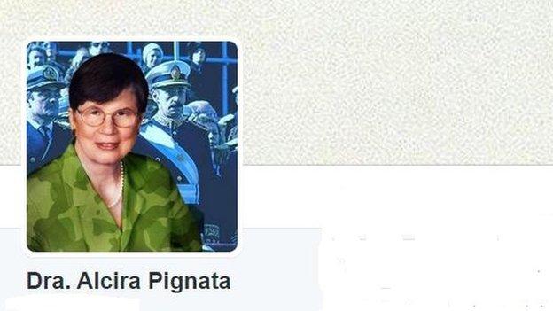 Dra Alcira Pignata's Twitter profile picture
