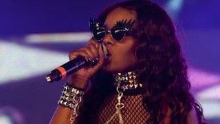 BBC - Newsbeat - Azealia Banks explains 'white face' Twitter comment
