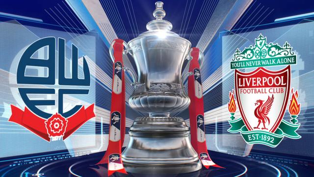 Bolton 1-2 Liverpool