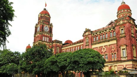 Built in 1914, The High Court is one of the iconic buildings of Yangon slated for rehabilitation